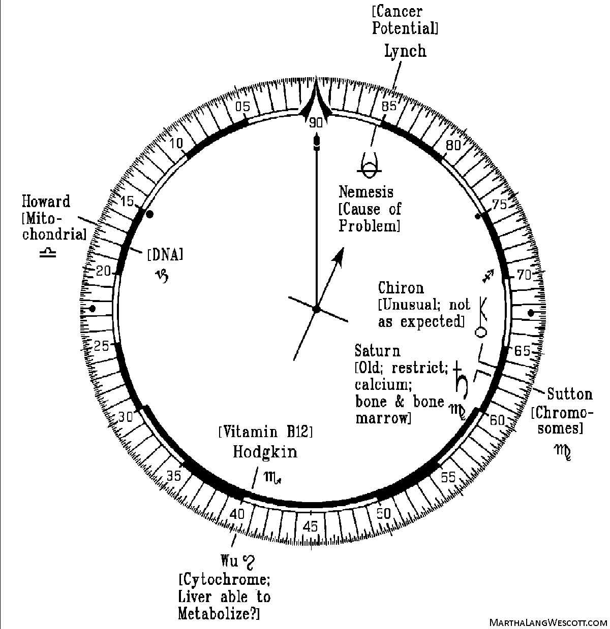 Medical astrology martha lang wescott an example that explains medical astrology nvjuhfo Images